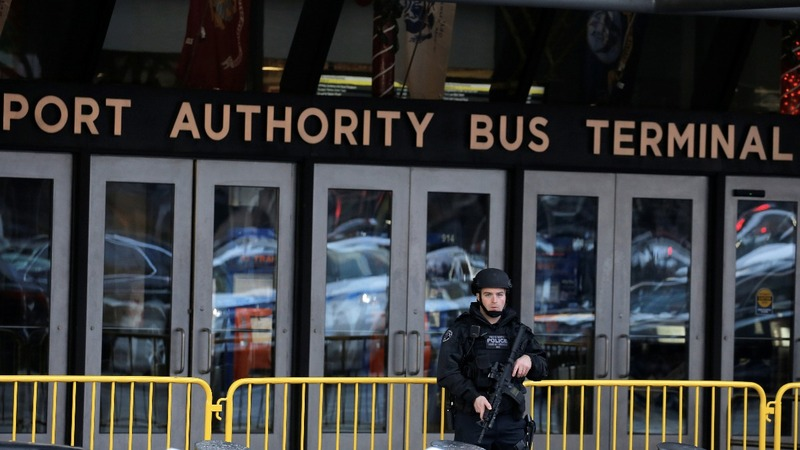 NYC terror suspect expected to make court appearance
