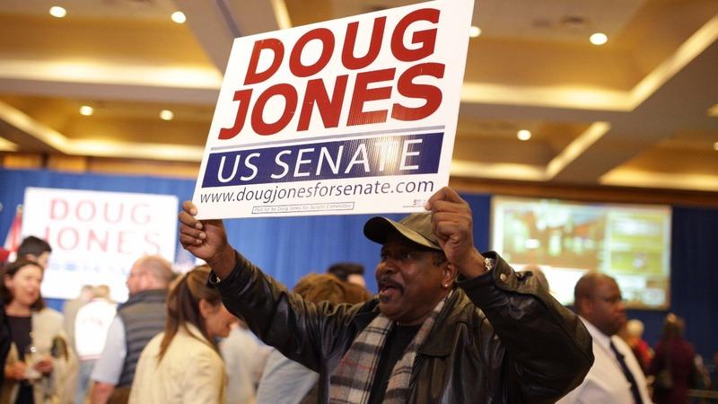 Alabama upset offers Democrats a broad strategy