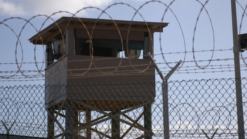 U.N. expert says torture persists at Guantanamo Bay
