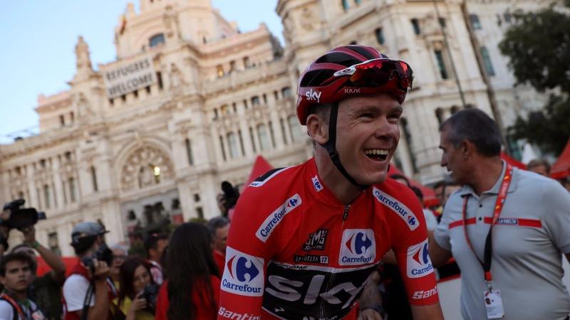VERBATIM: Froome denies doping allegations
