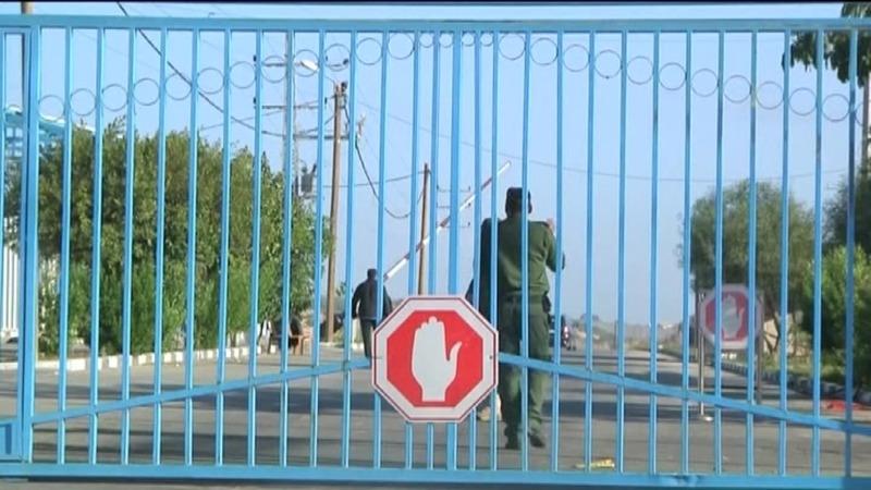 Israel closes its Gaza border crossings