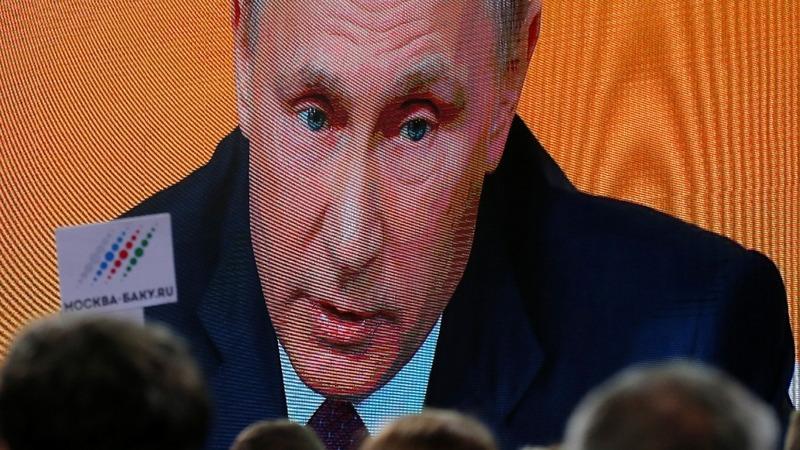 Putin laments 'spymania' gripping Washington