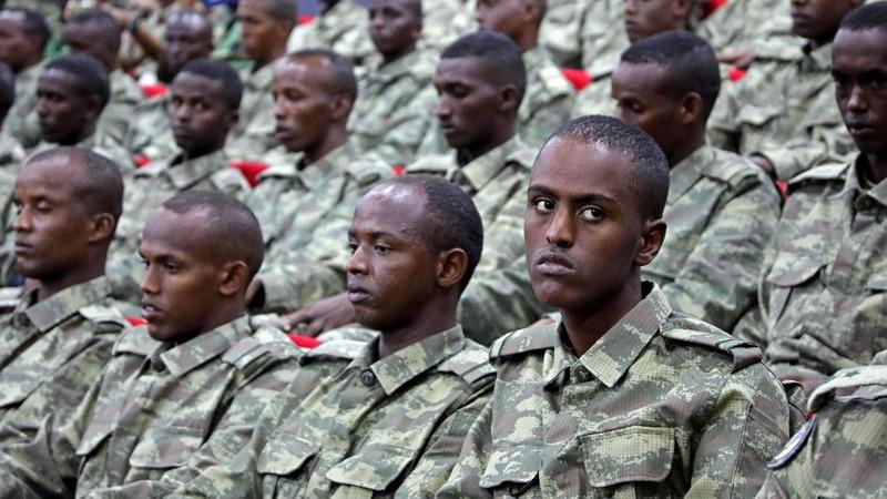 U.S. suspends Somali military aid over corruption