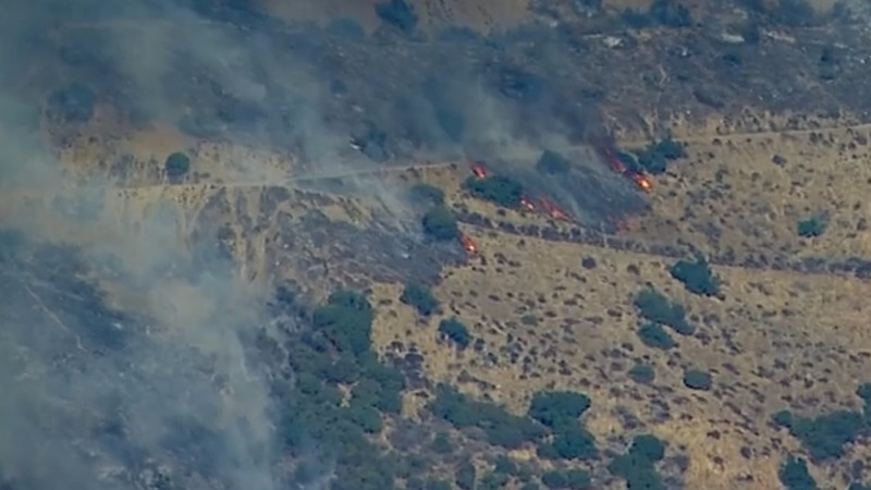 Thomas Fire now California's fourth largest on record