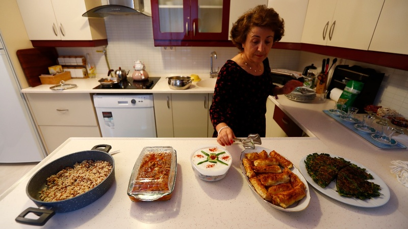 Istanbul moms bring a taste of home to city's professionals