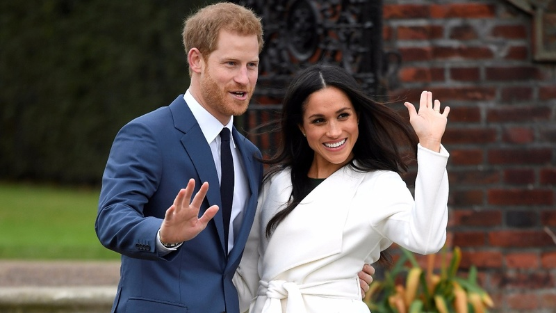UK royal wedding date set for May