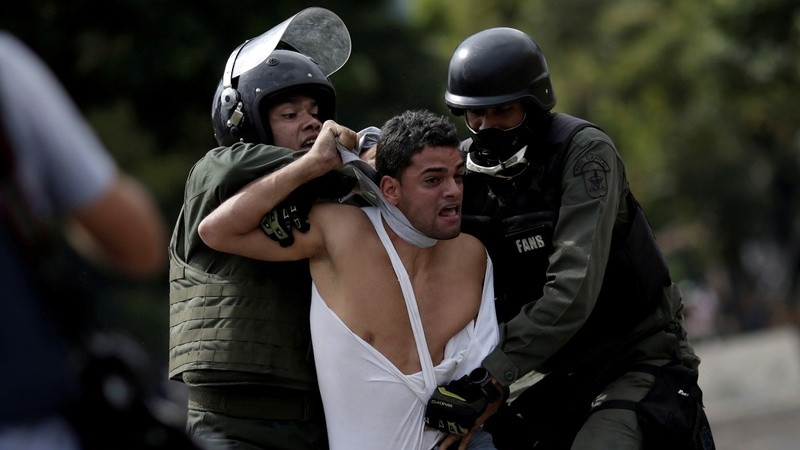 PERSPECTIVES: Venezuela in turmoil