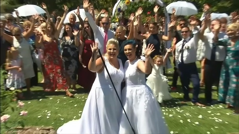 INSIGHT: Australia's first same-sex marriage