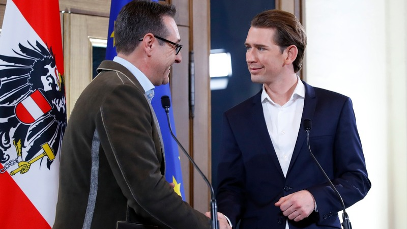 Austria's far right returns to power