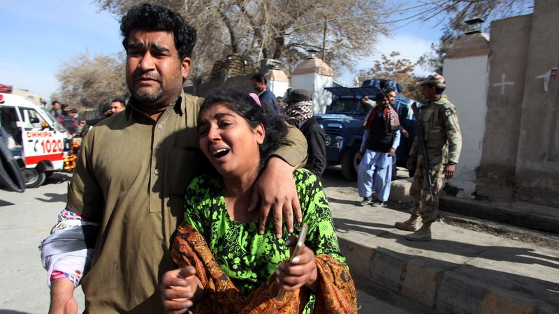 Numerous deaths after Pakistan church attack