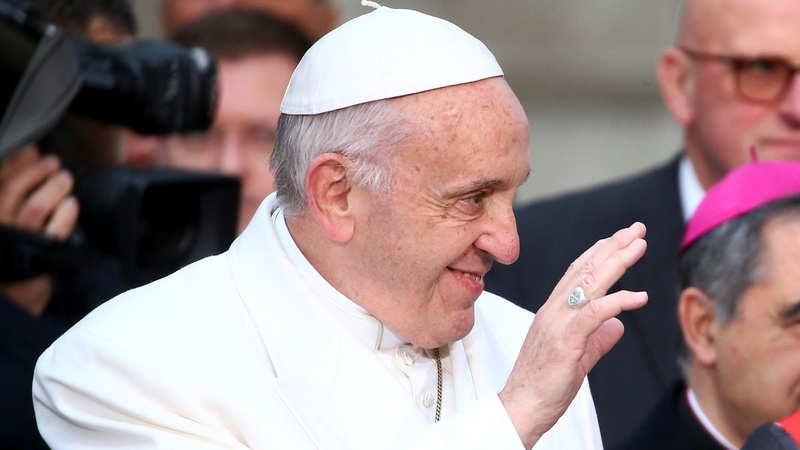 INSIGHT: Celebrations as the Pope turns 81