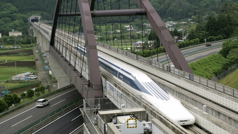 Japanese prosecutors raid firms over train contracts