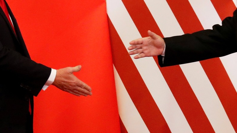 China defends trade with U.S. ahead of Trump speech