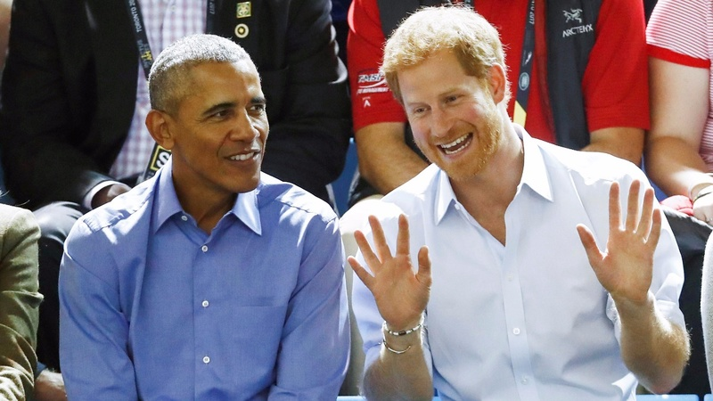 VERBATIM: Prince Harry interviews Obama for BBC special