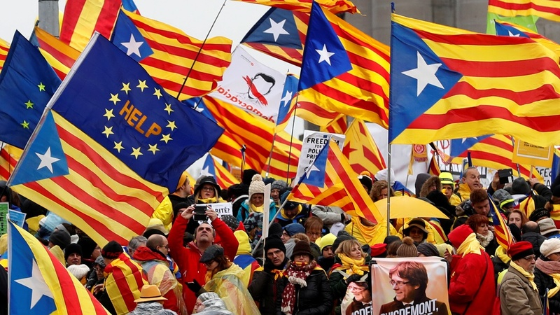 Catalans prepare for upcoming regional elections