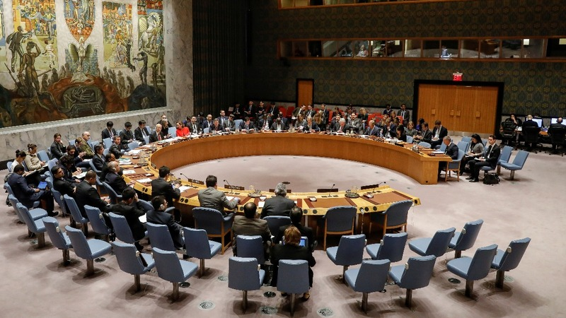 U.S. vetoes U.N. call to reverse Jerusalem decision