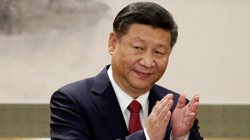 PERSPECTIVES: Xi's grip on China