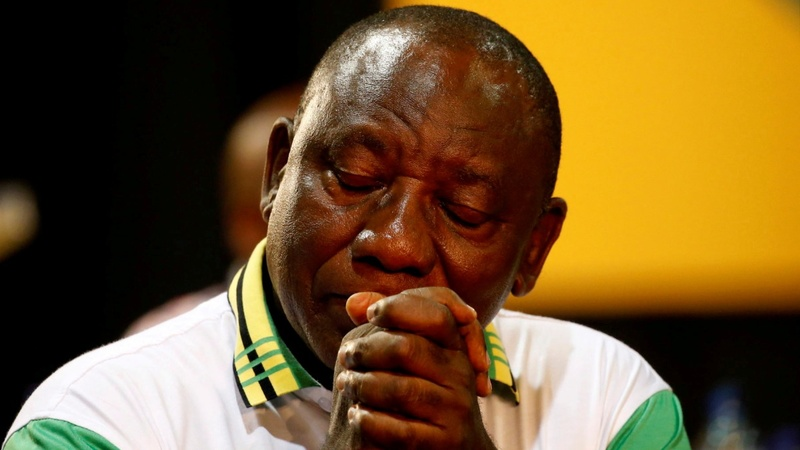 New head of S.Africa's ruling ANC faces tough task