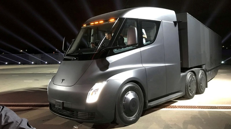 Tesla gets its biggest order for electric trucks from UPS