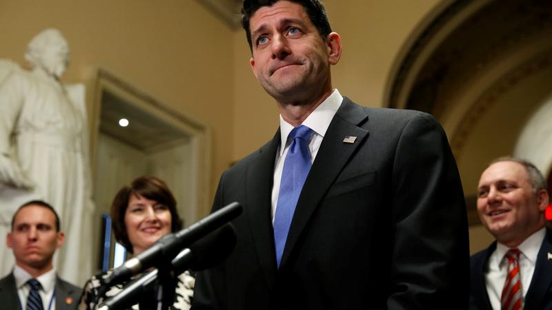 VERBATIM: Ryan touts tax overhaul as it nears finish line