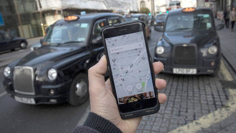 EU court: Yes, Uber, you're a transport service