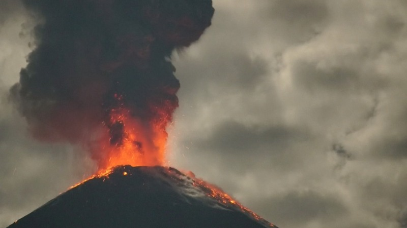 INSIGHT: Ecuador's 'troublemaker' volcano erupts