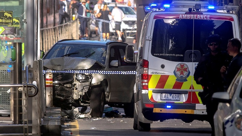 Police rule out terrorism after Melbourne attack