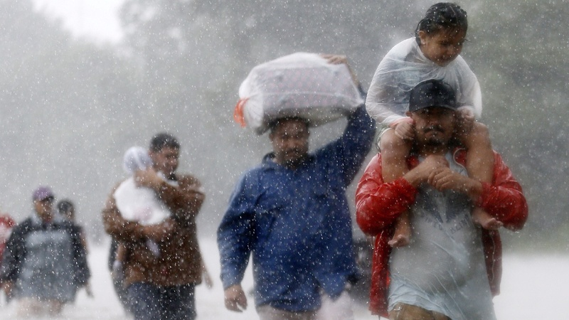 IN PICTURES: A year of natural disasters