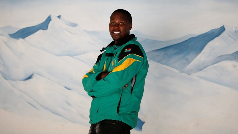 South African skier keeps his Olympics dream alive