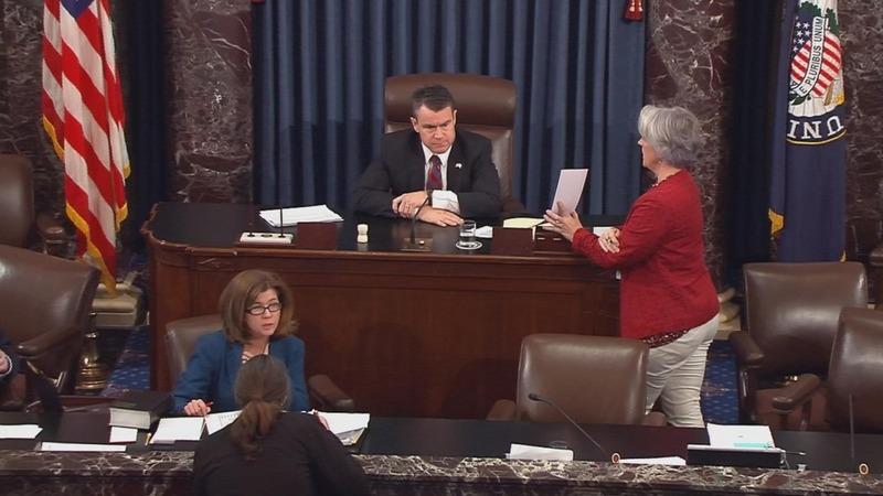 Congress votes to avert shutdown with stopgap bill