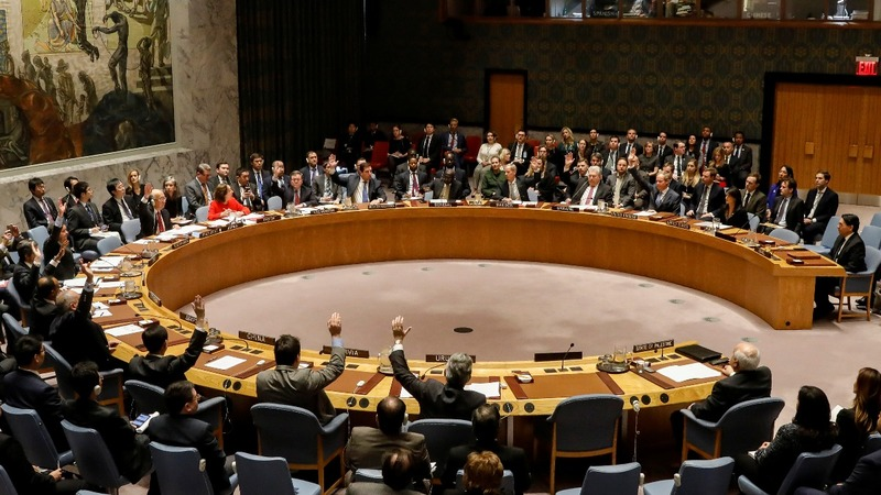 U.N. Security Council slaps new sanctions on Pyongyang