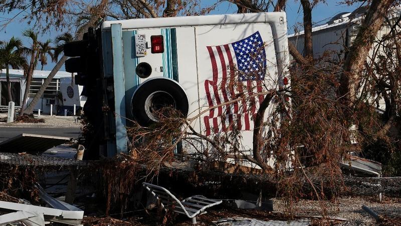 PERSPECTIVES: A devastating hurricane season