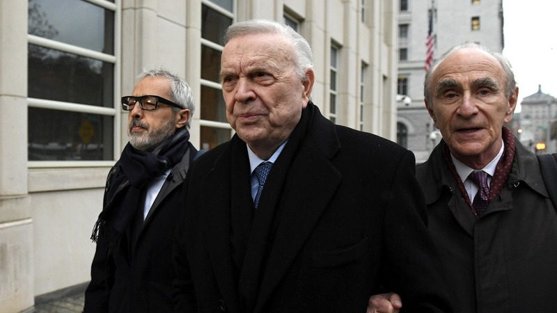 Ex-soccer officials guilty on corruption charges