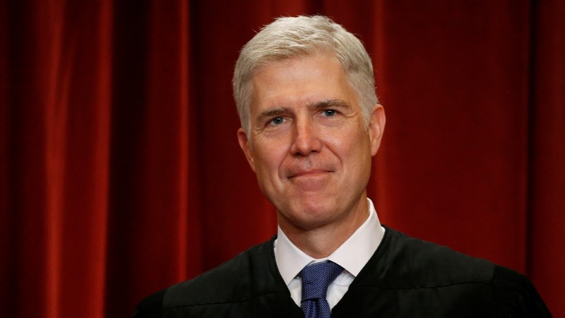 Gorsuch emerges as a force on the Supreme Court