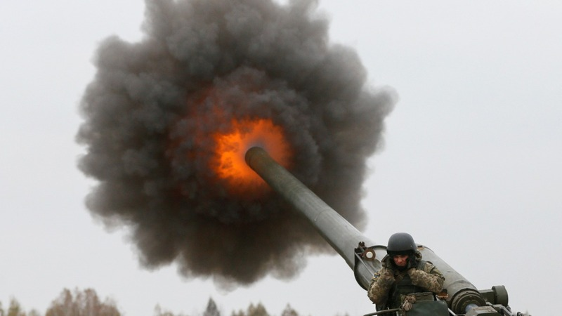 U.S. decision to supply arms to Ukraine rattles Russia