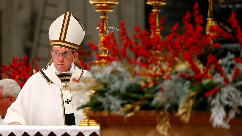 INSIGHT: Pope says faith demands respect of migrants