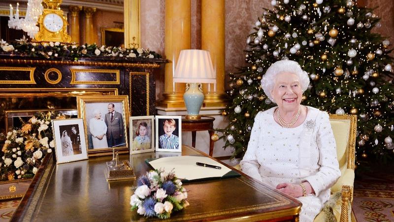 VERBATIM: Queen Elizabeth praises British spirit
