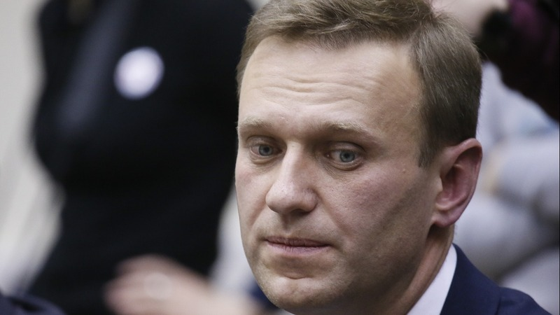 Putin critic Navalny barred from presidential election