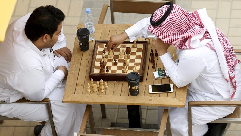Chess tournament in Saudi Arabia fraught with politics