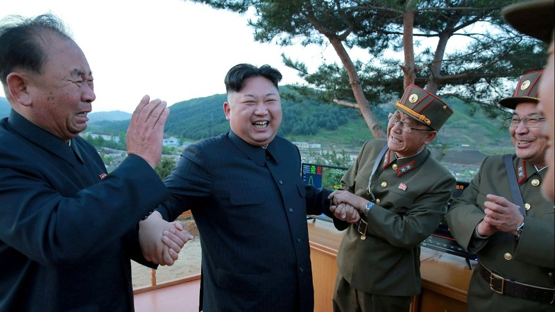 U.S. aims at two top North Koreans with fresh sanctions