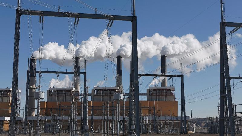 U.S. states sue EPA over air pollution