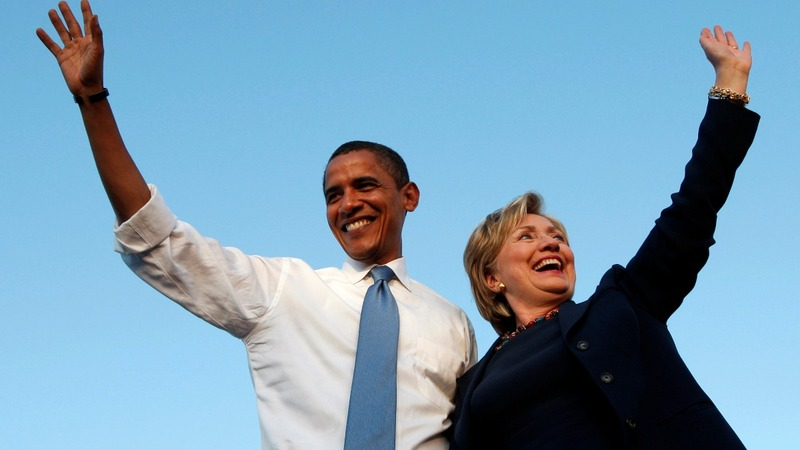Barack Obama, Hillary Clinton are 'most admired' in U.S.: Poll