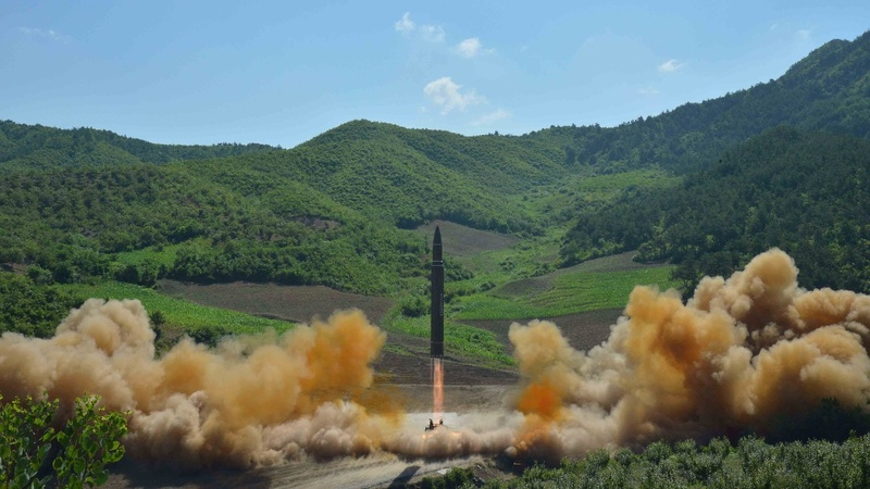 PERSPECTIVES: North Korea and Trump's 'Fire and Fury'