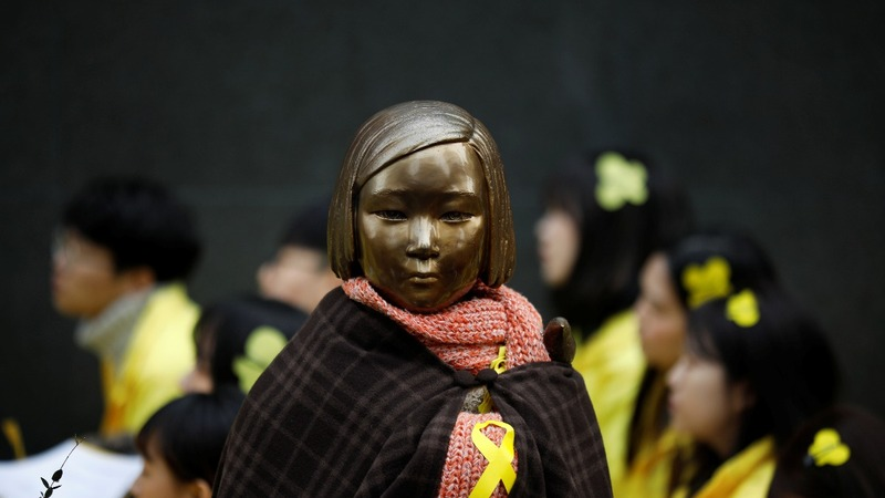'Comfort women' issue widens rift between Seoul and Tokyo