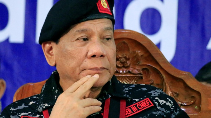 Philippines' agency takes over anti-drug war