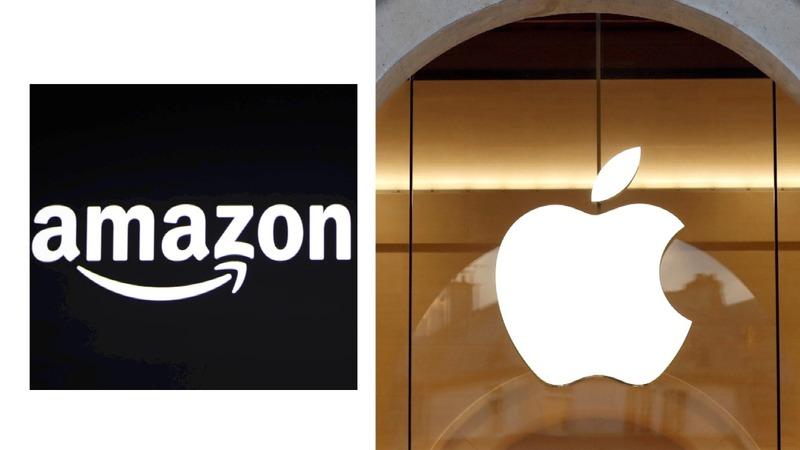 Exclusive: Apple, Amazon talking deals with Saudis