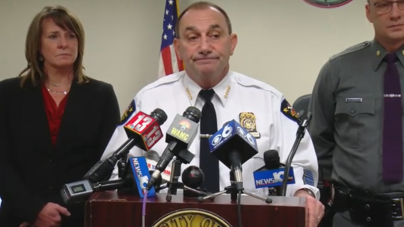 "Quadruple homicide ""worst we've experienced"": Troy police"