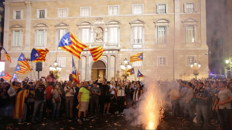 Spain sets a date for new Catalan parliament
