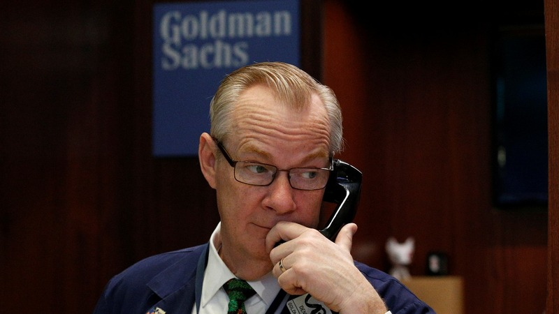 Goldman Sachs to take $5B hit from new tax law