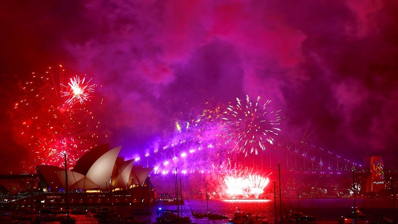 INSIGHT: Australia brings in the New Year
